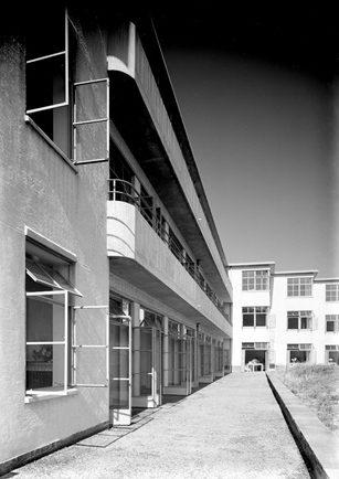 Ward Block Sun Terrace